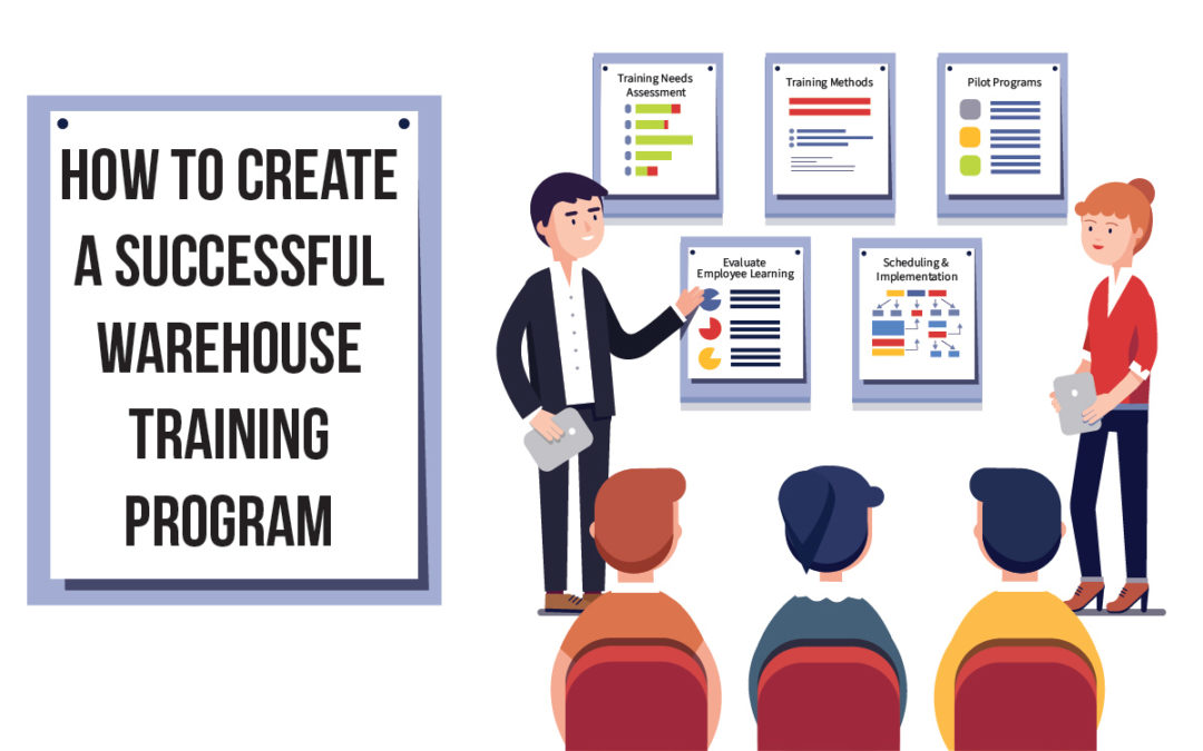 How to Create a Successful Warehouse Training Program