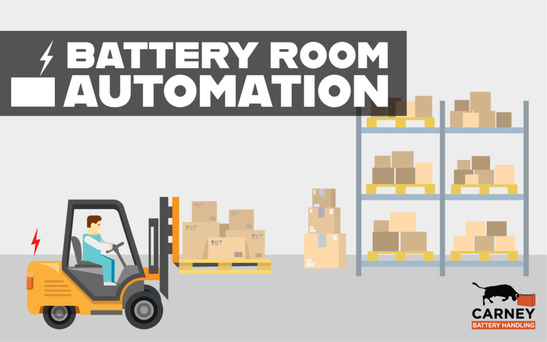 Battery Room Automation