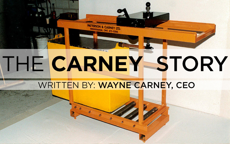The Carney Story