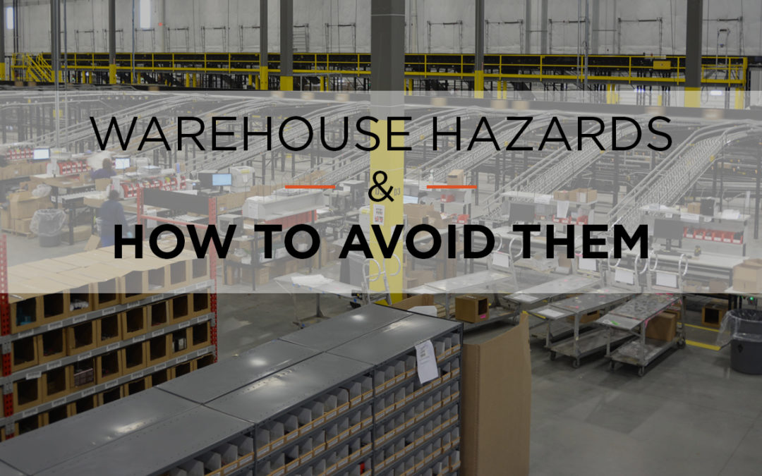 Warehouse Hazards and How to Avoid Them