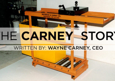 The Carney Story