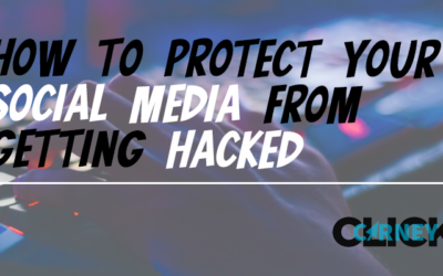 Don't Get Hacked! Protect Your Social Media.